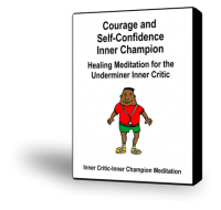 Courage Self Confidence Inner Champion