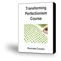 C02-Transforming Perfectionsim Course