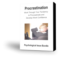PSY04 Procrastination Psychological Issue Bundle