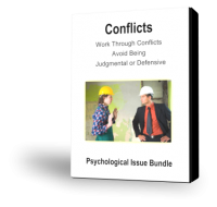 PSY08 Conflicts Psychological Issue Bundle