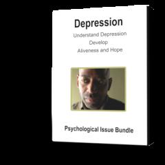PSY09 Depression Psychological Issue Bundle