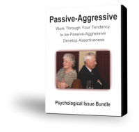 PSY06 Passive-Aggressive Psychological Issue Bundle