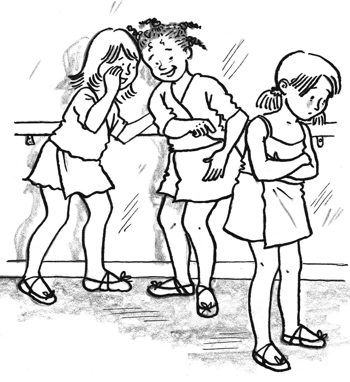 Embarrassed Child Being Shamed